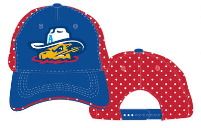 Amarillo Sod Poodles Toddler Dots SNAPBACK Hat