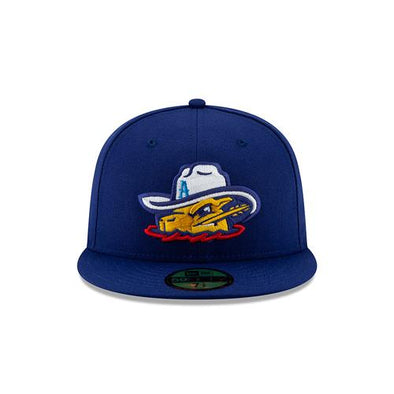 Amarillo Sod Poodles Blue Game 5950 Hat
