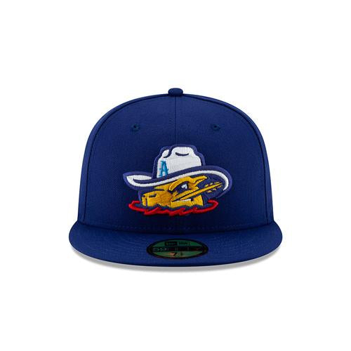 Amarillo Sod Poodles Blue Game 5950 On-Field Hat
