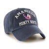Pointy Boots de Amarillo Navy Archway '47 CLEAN UP Adjustable Hat