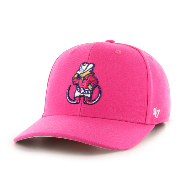 Pointy Boots de Amarillo Magenta Audible '47 MVP DP SNAPBACK Hat