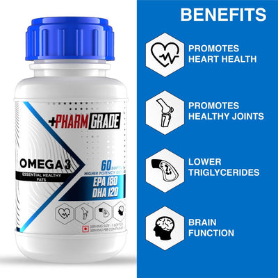 PHARMGRADE OMEGA3