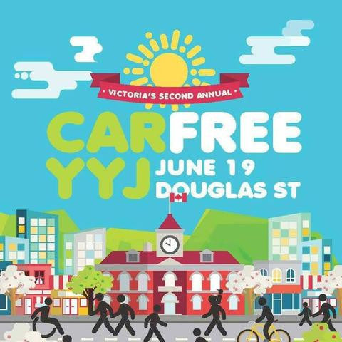 Car Free Day - Popup in the City