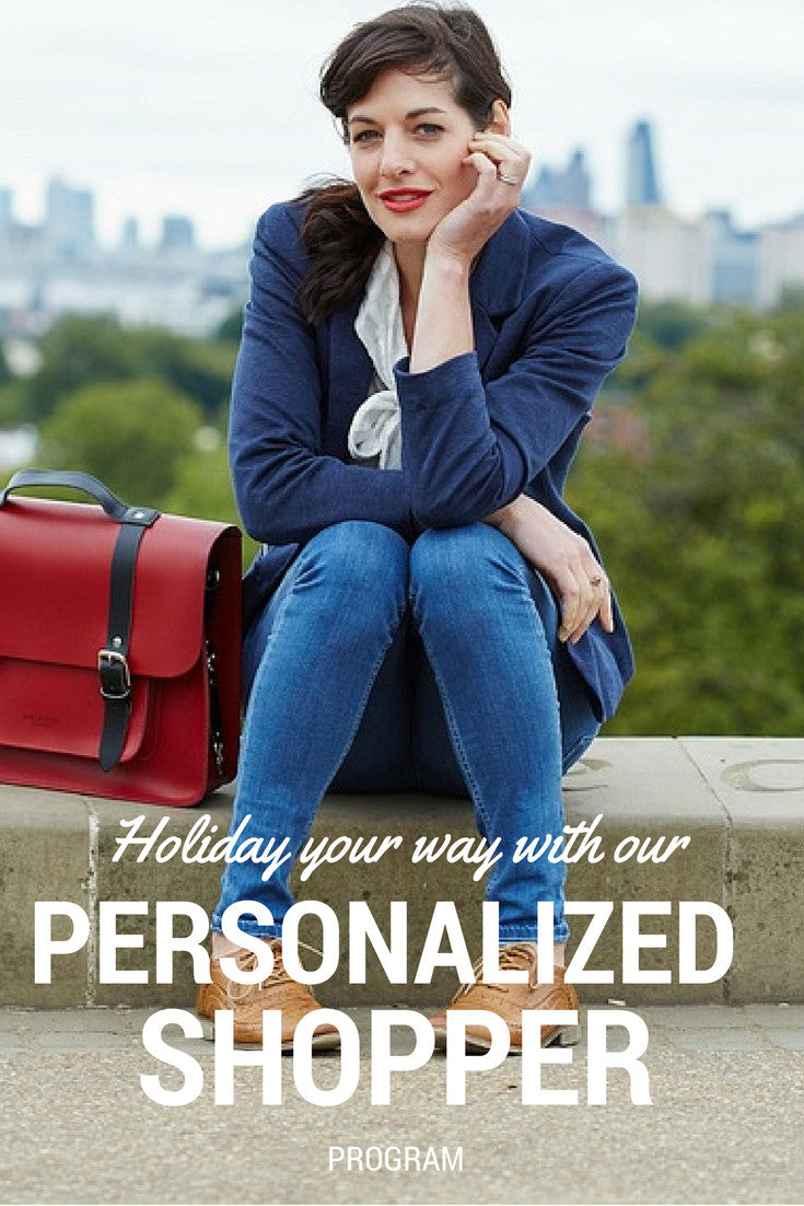 HOLIDAY YOUR WAY: With a Personalized Shopper at Le Vélo Victoria