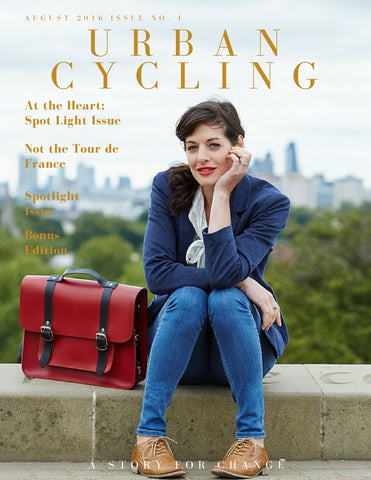 Urban Cycling Magazine: A Story for Change by Le Vélo Victoria