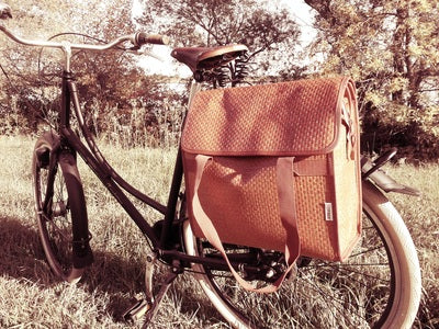 Customer photo of Bobbin Pannier available at Le Velo Victoria