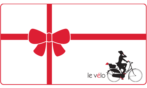 Gift Cards at Le Velo Victoria