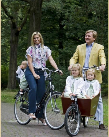 King of the Netherlands and family Photo credit: Giselende Kuipers