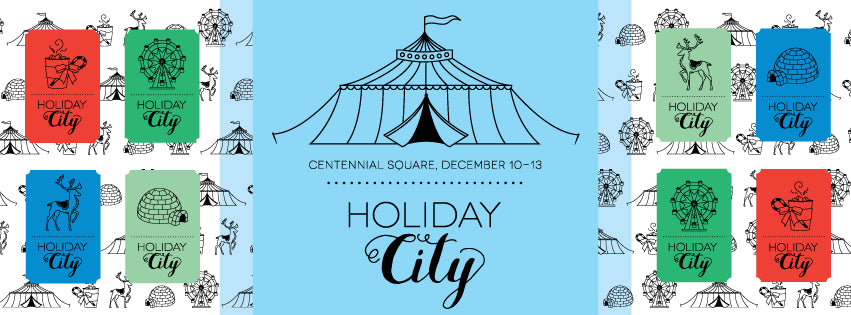 Christmas in the City Market and Pop-up