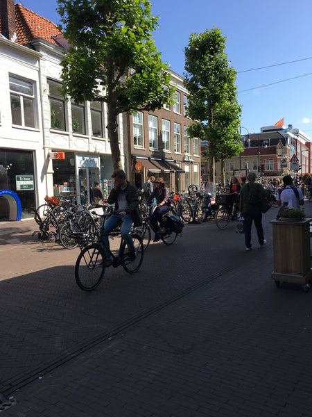 People-friendly urban design in Haarlem NL