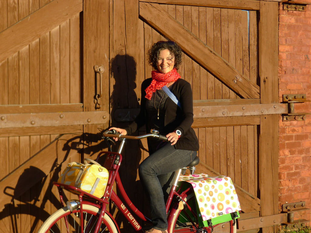 Susan Stokhof Founder and owner of Le Velo Victoira