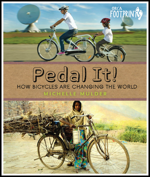 Pedal It! In Conversation with Michelle Mulder