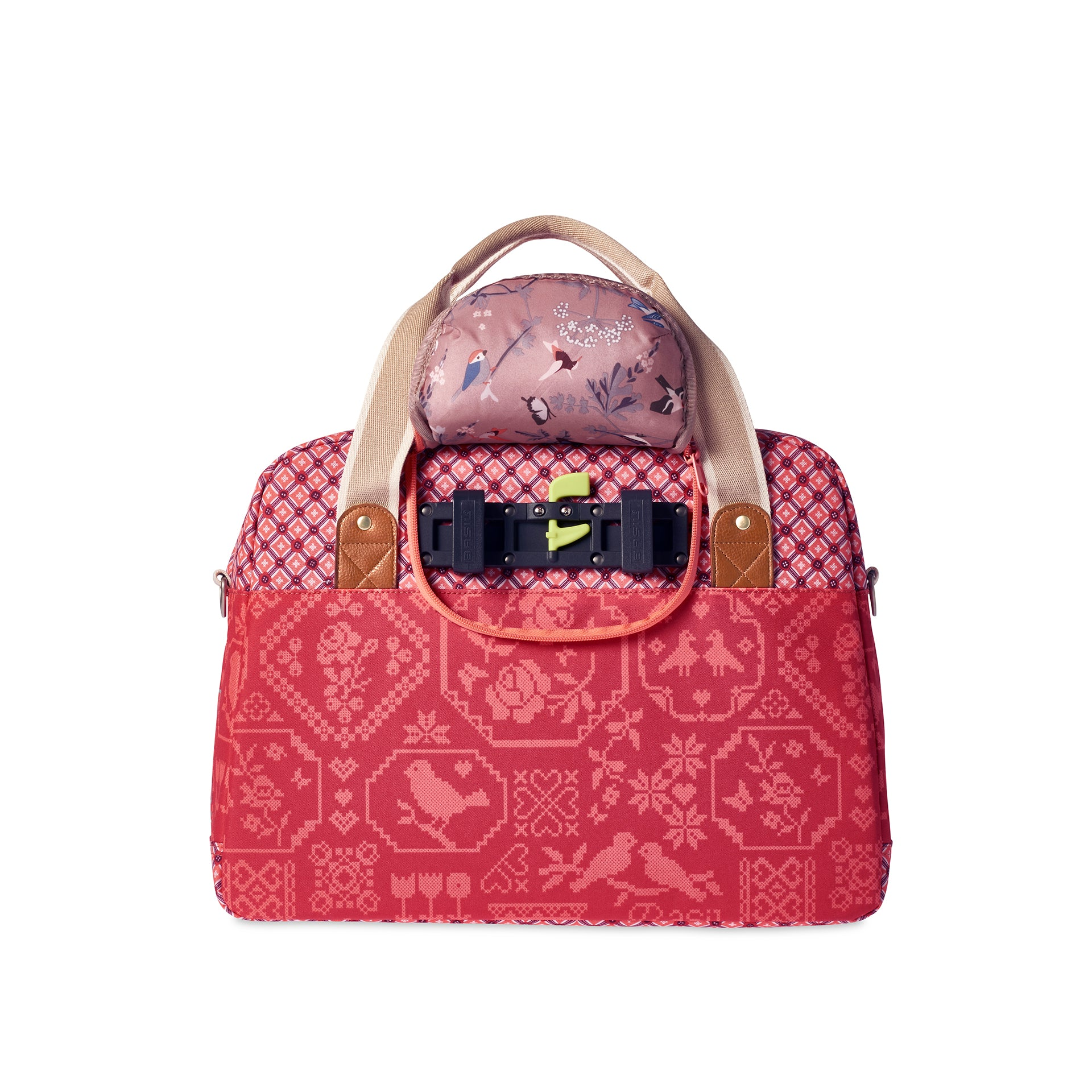 Boheme Carry All | Vintage Red