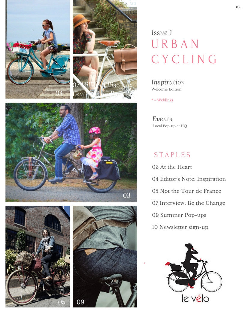 Urban Cycling Magazine Issue 1