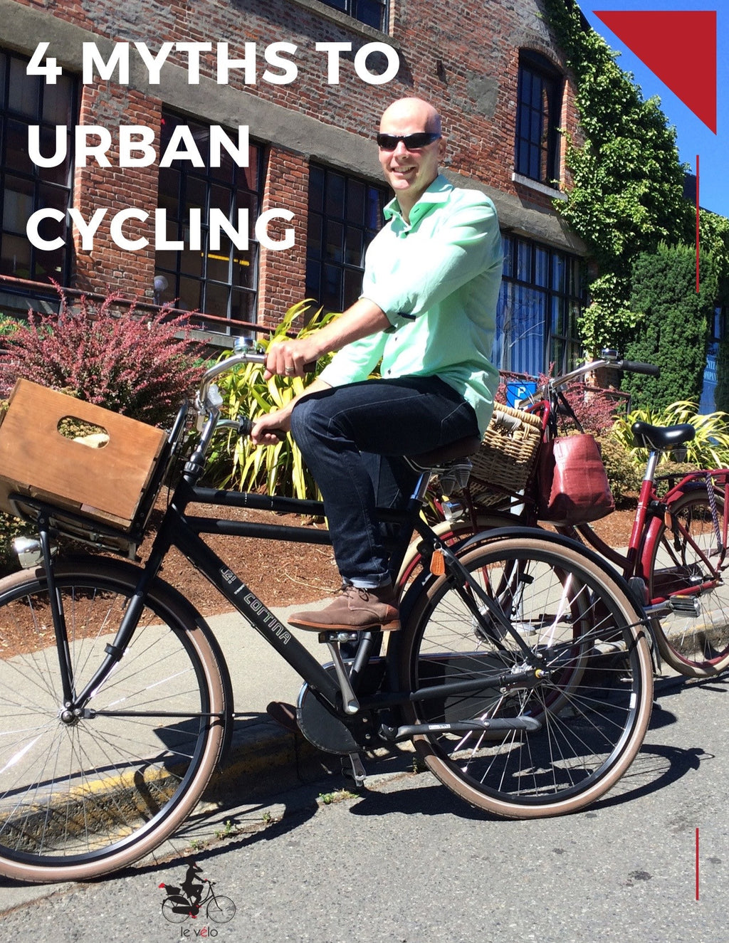4 Myths to Urban Cycling