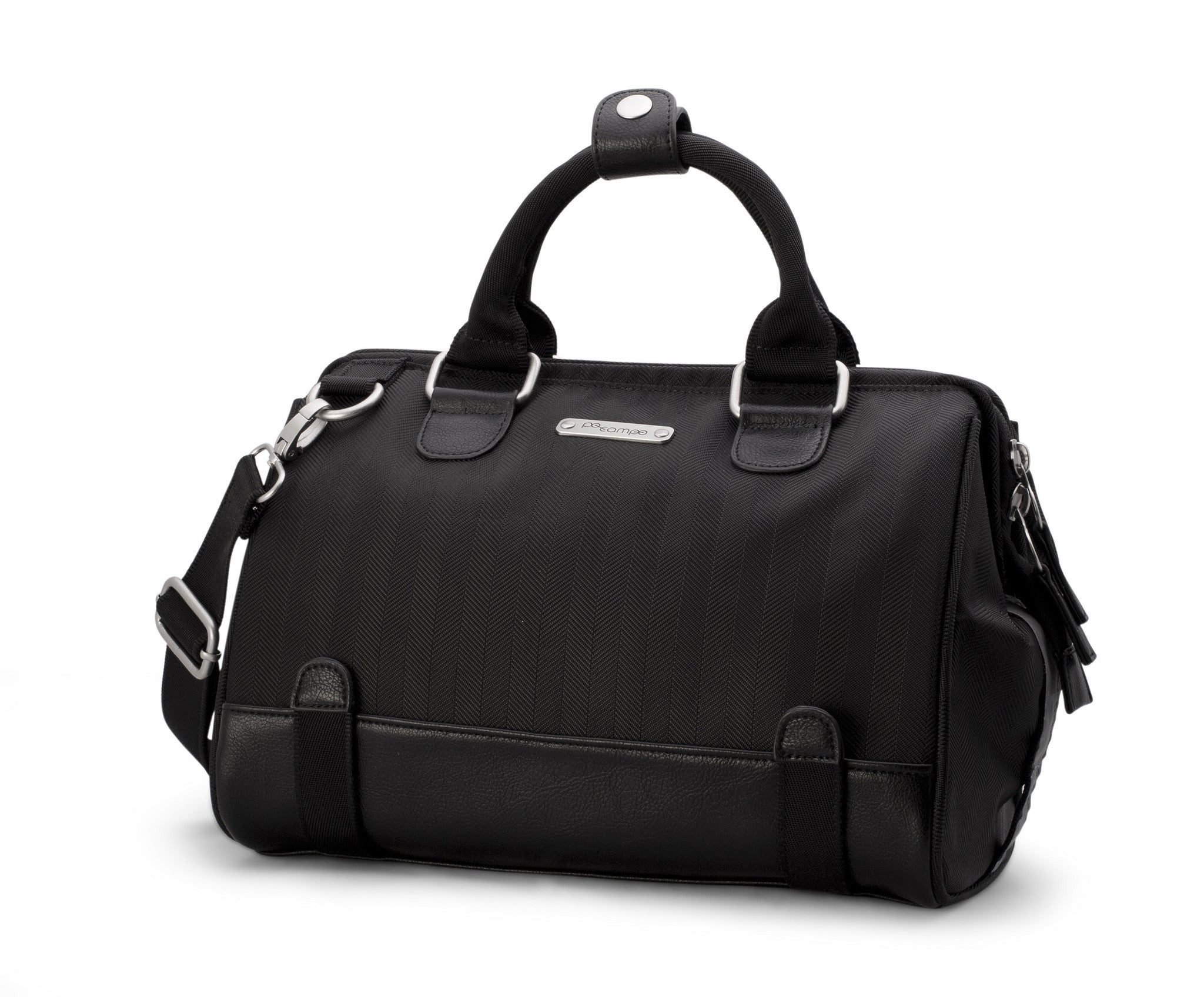 Uptown Trunk Bag | Black