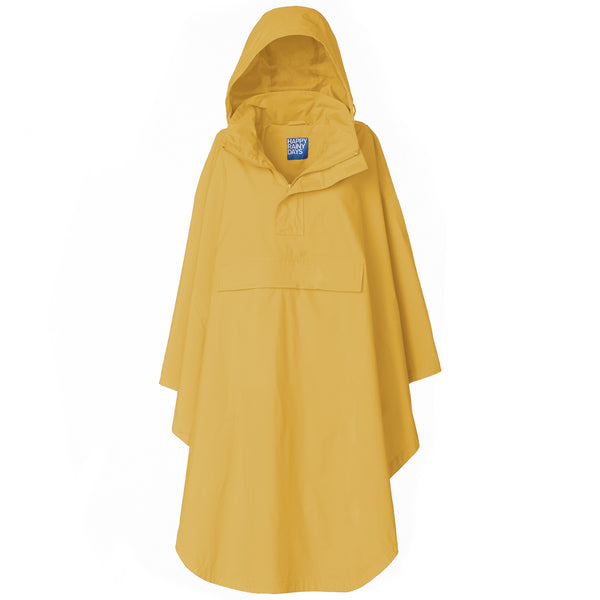 Photo of HappyRainyDays Rain Cape Yasmin in Duck Yellow