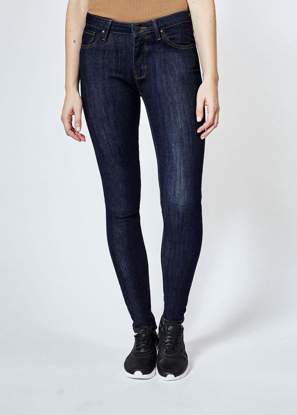 Skinny Rinse Denim