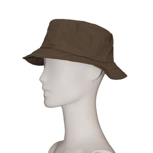 Rain hat olive waterproof