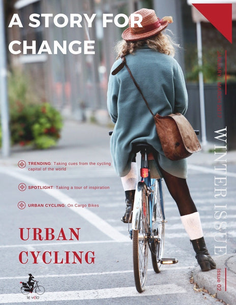 Urban Cycling Magazine: A Story for Change