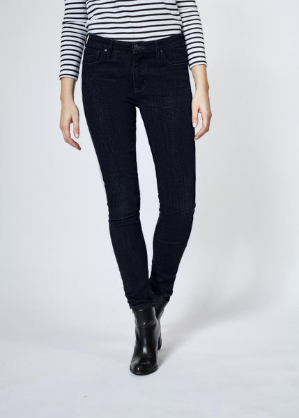 Performance Stretch Denim Eclipse Skinny