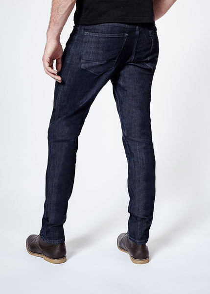 Slim Fit Rinse Denim/Men