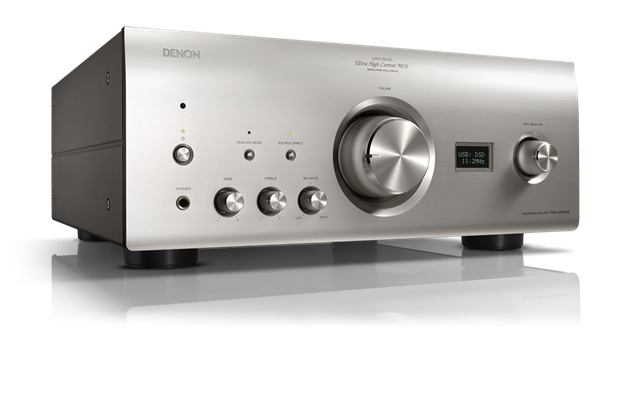 DENON PMA-2500NE 2 X 160W REFERENCE INTEGRATED AMPLIFIER