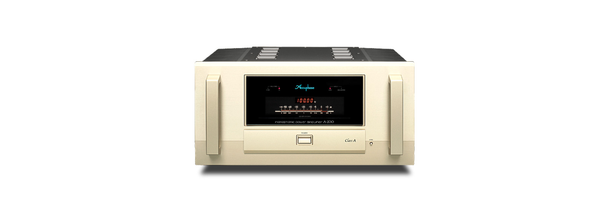 ACCUPHASE A-200 Class-A Monophonic Power Amplifier ( PAIR ) - FLOOR STOCK