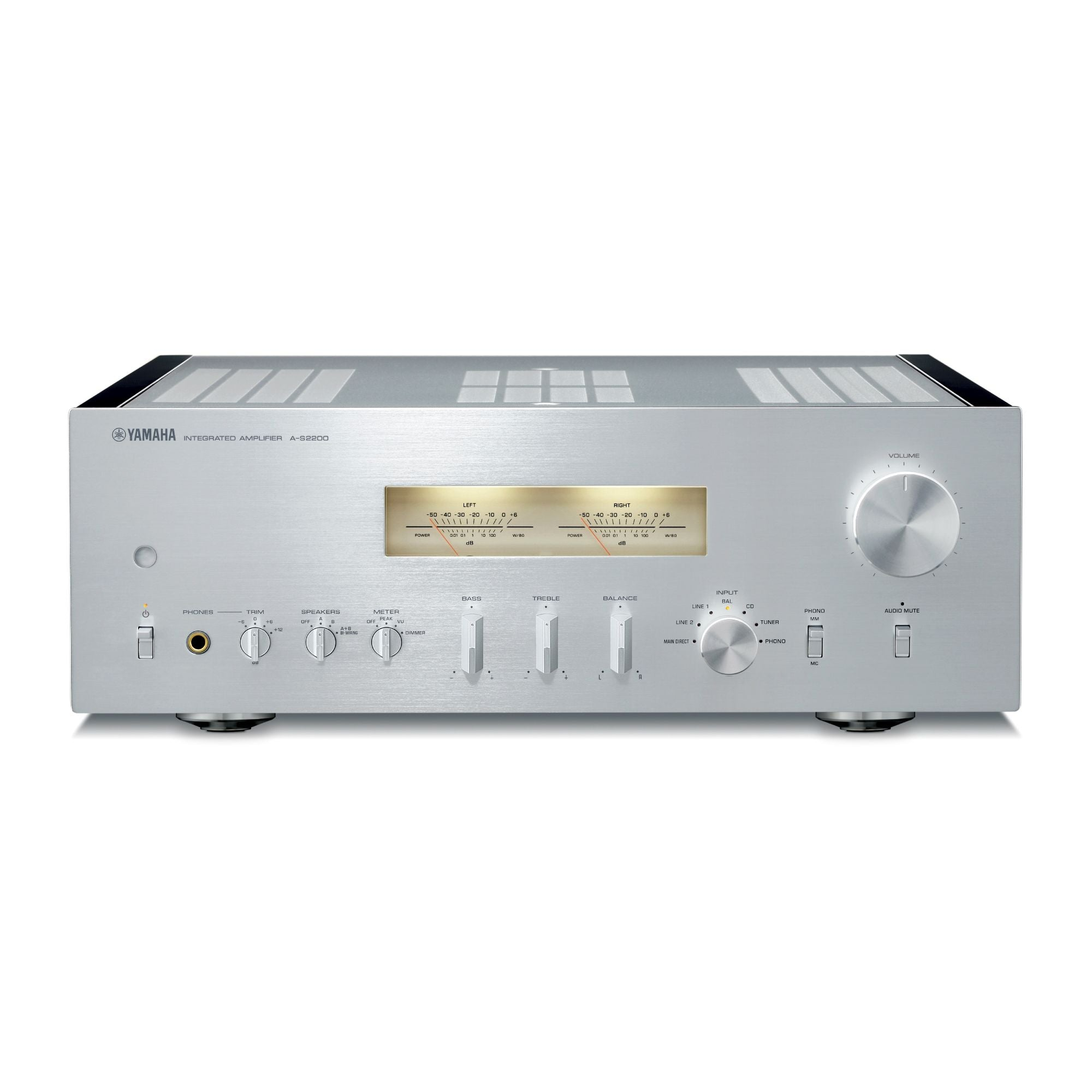 YAMAHA A-S2200 HIGH-END INTERGRATED STEREO AMPLIFIER
