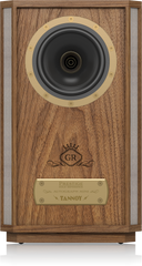 TANNOY PRESTIGE AUTOGRAPH MINI OAK PREMIUM DUAL CONCENTRIC BOOKSHELF SPEAKERS