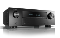 DENON AVR-X550BT 5.2CH AV RECEIVER WITH BLUETOOTH