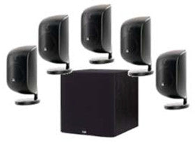 BOWERS & WILKINS MT-55 PREMIUM 5.1CH MINI HOME THEATRE SYSTEM