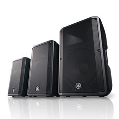 YAMAHA CBR SERIES VERSATILE P.A SPEAKERS 10,12,15 INCH