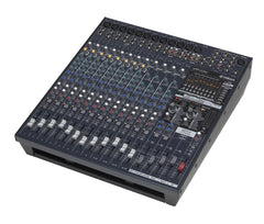 YAMAHA EMX5016CF CONSOLE STYLE POWERED MIXER