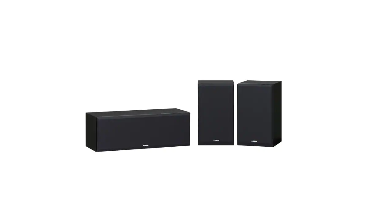 YAMAHA NS-P350 Speaker Package with Centre and Two Surround Speakers