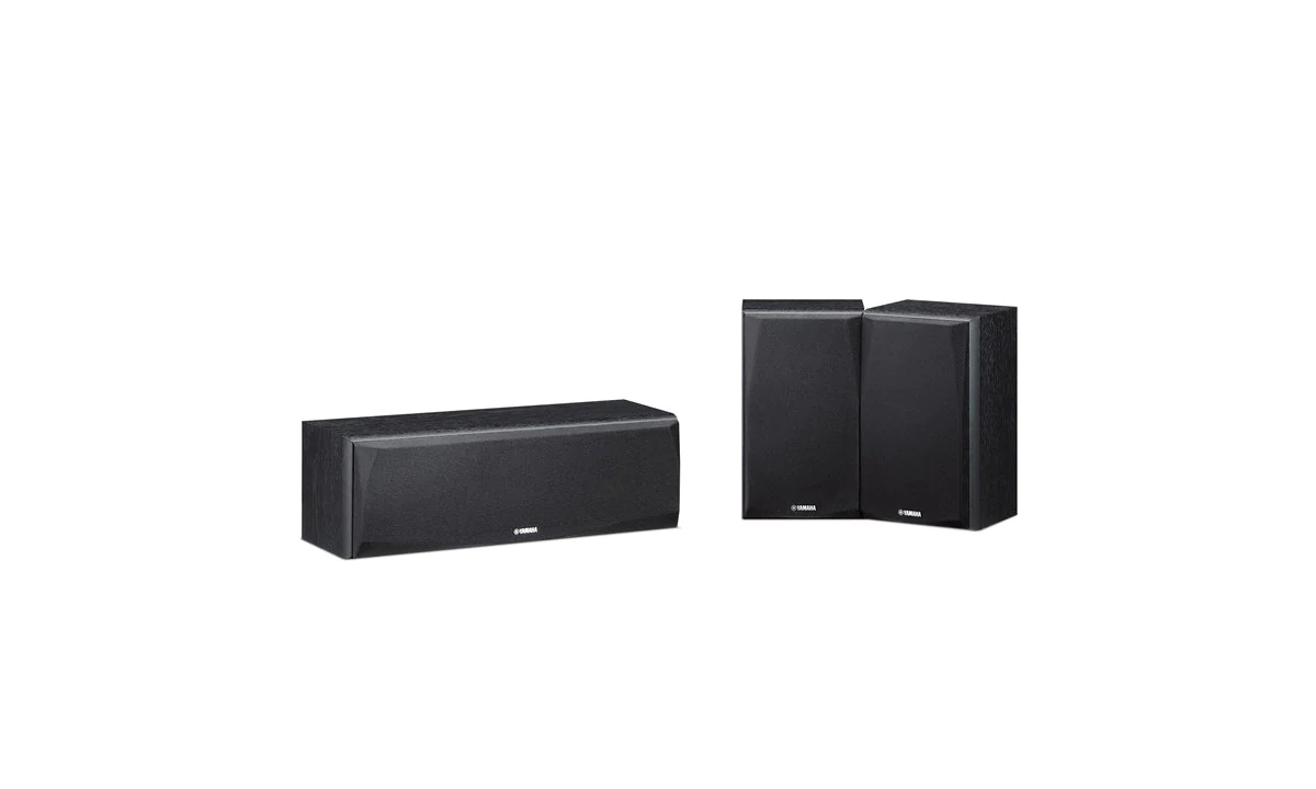 YAMAHA NS-P51 Speaker Package with Centre and Two Surround Speakers