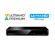 PANASONIC DMP-UB300GNK ULTRA HD BLU-RAY PLAYER