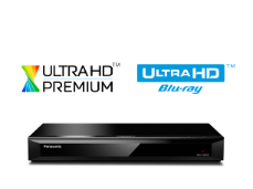PANASONIC DMP-UB400GNK ULTRA HD BLU-RAY PLAYER