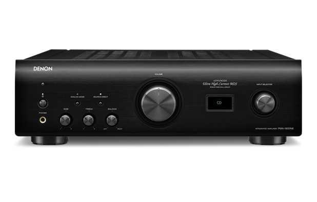 DENON PMA-1620NE INTEGRATED AMP WITH DAC MODE FOR HIGH RESOLUTION AUDIO