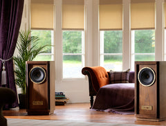 TANNOY STIRLING GR GOLD REFERENCE PRESTIGE FLOORSTANDING DUAL CONCENTRIC SPEAKER