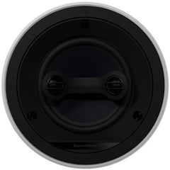 BOWERS & WILKINS CCM664SR 2-WAY DUAL CHANNEL IN-CEILING SURROUND SPEAKER