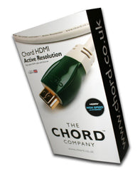 Chord HDMI Active Resolution high speed HDMI cable with Ethernet