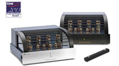 PRIMALUNA DIALOGUE PREMIUM STEREO/MONO POWER AMPLIFIER ( EL34 ) KT88, KT120 UPGRADE AVAILABLE