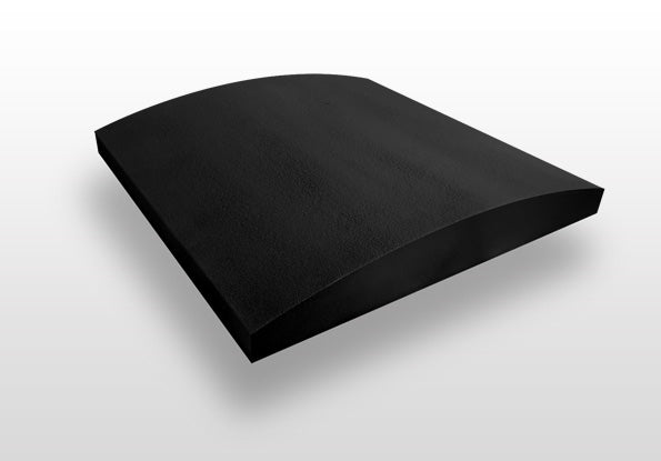 SONITUS ACOUSTICS LEVITER SHAPE ABSORBER PANEL ( 60X60X12CM ) PACK OF 4 *BLACK