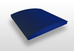 SONITUS ACOUSTICS LEVITER SHAPE ABSORBER PANEL ( 60X60X8CM ) PACK OF 6 *BLUE