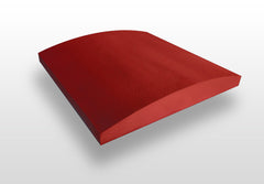 SONITUS ACOUSTICS LEVITER SHAPE ABSORBER PANEL ( 60X60X12CM ) PACK OF 4 *RED