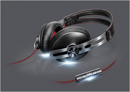 SENNHEISER MOMENTUM Premium Headphone with Microphone