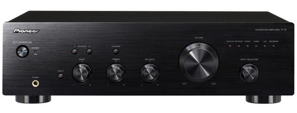 PIONEER A-10 50W+50W Stereo Amplifier with Direct Energy Design
