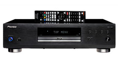 PIONEER BDP-LX58 4K UHD BLU-RAY DISC PLAYER WITH SABRE32 REFERENCE DAC