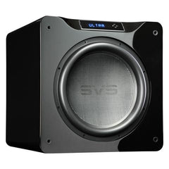 "SVS SB-16 ULTRA 16"" 1500 WATTS RMS SEALED FRONT FIRING SUBWOOFER *STAGGERING 5000 WATTS MAX OUTPUT"